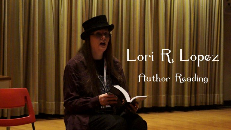Lori R. Lopez Author Reading:  2014 O.C. Children's Book Festival