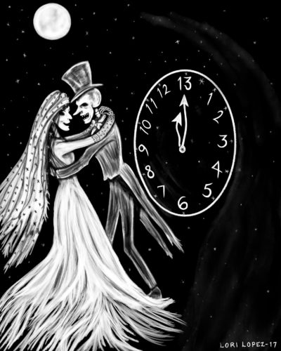 Illustration:  Shadow Hours