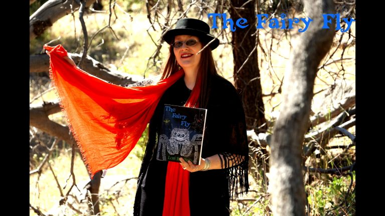 The Fairy Fly Author Reading