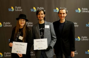 53rd Local Authors Exhibit San Diego Central Library