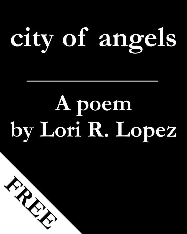 Poem:  city of angels